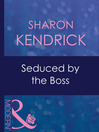 Seduced by the Boss (eBook)